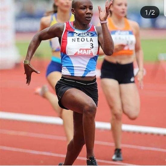 #athletisme #athle #sprint #piste #drancy #lebourget #dugny - from Instagram
