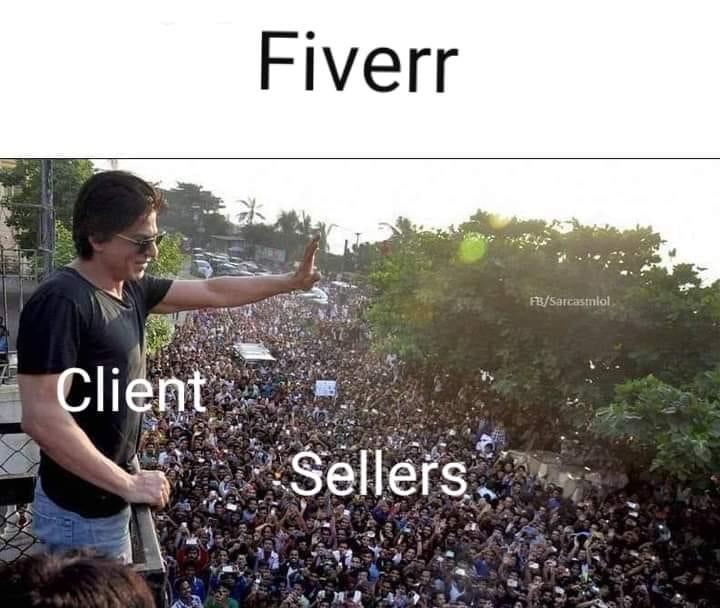Fiverr meme