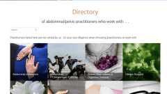 practitioner directory