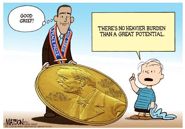 obama peace