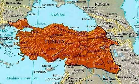 """The Turks are Coming!!"": The Ignorance behind Nationalist criticisms of Turkish military intervention in Syria and Iraq"