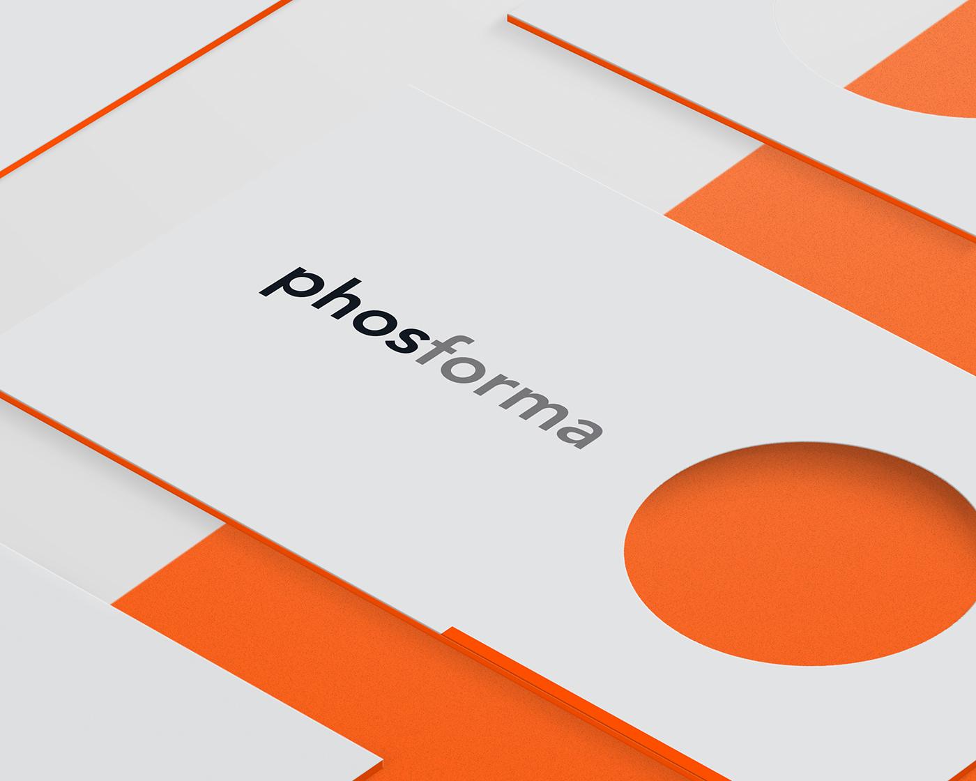 Phosfroma - Branding