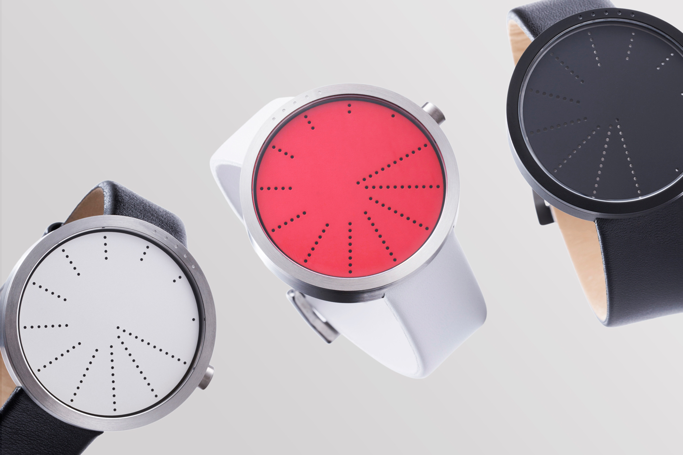 Anicorn introducing Order, a timepiece inspired by NYC