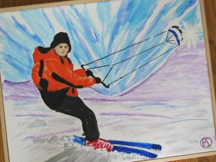 Kite Skiing (4)