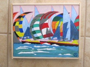 Spinnakers painting (7)
