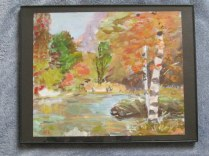 Fall Foliage Framed (1)