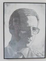 Mike Tuggle Pencil Sketch (7)