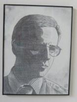 Mike Tuggle Pencil Sketch (8)