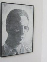 Mike Tuggle Pencil Sketch (9)