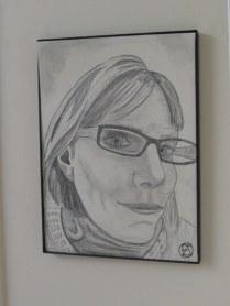 Self Pencil Portrait (1)