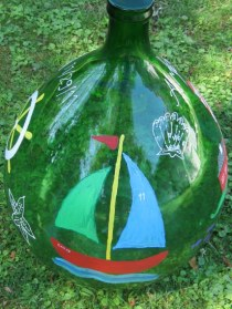 Nautical Theme Bottle 1 (5)
