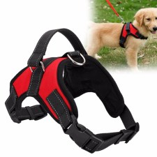 Dog Harness Soft Adjustable