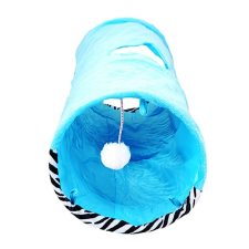 Cat Tunnel with Peep Hole, Collapsible