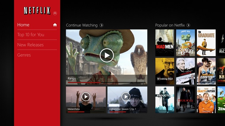 Netflix best Android app for free entertainment