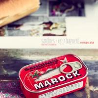 A Nostalgic Affair: Sardines + Egg Baguetti