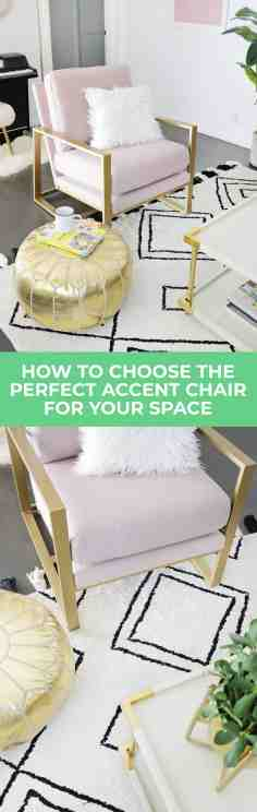 How To Choose The Perfect Accent Chair A Beautiful Mess