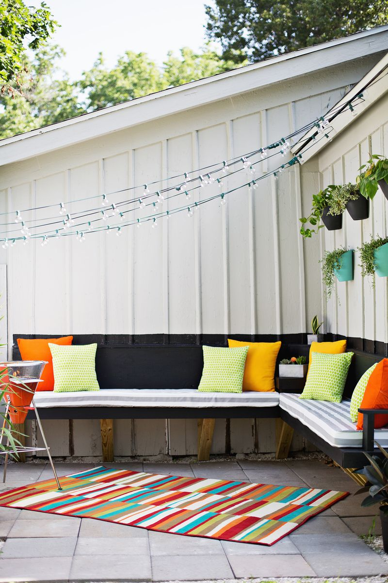 make your own outdoor cushions a