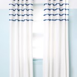 Pleated Pom Pom Curtains A Beautiful Mess