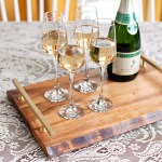 Try This Easy Diy Serving Tray A Beautiful Mess