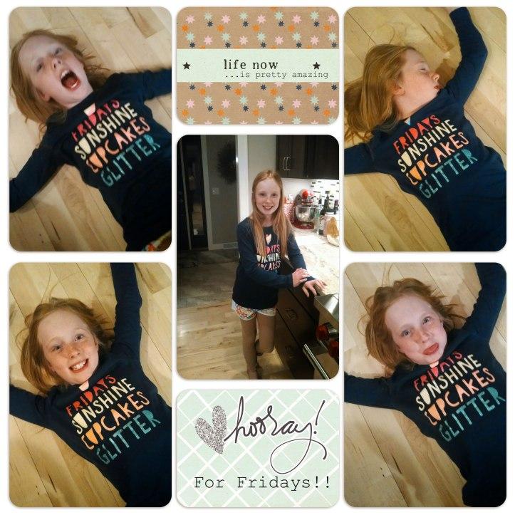 Hooray for Fridays Digital Project Life