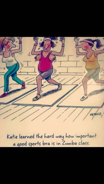 Katie learned the hard way...