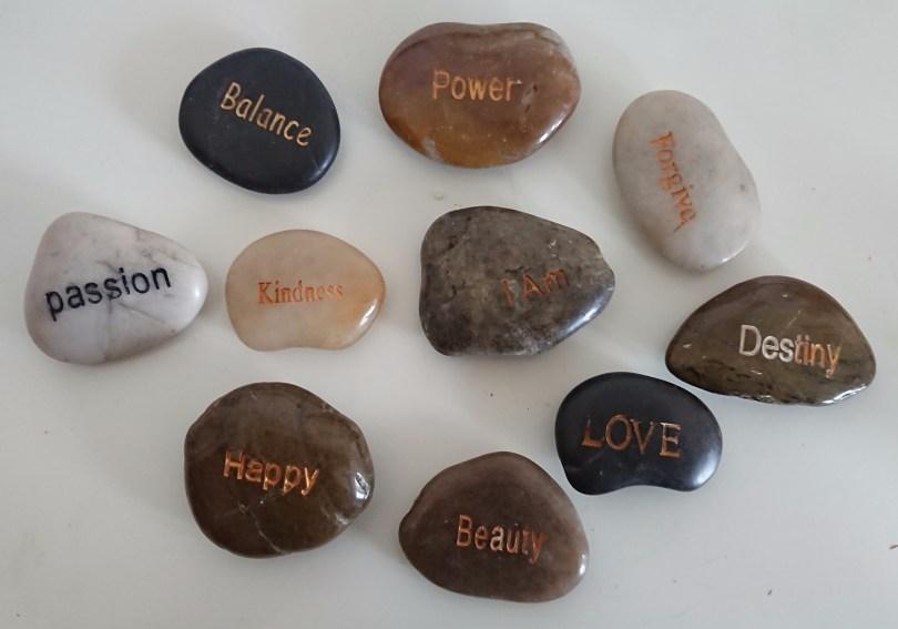 My comtemplation stones