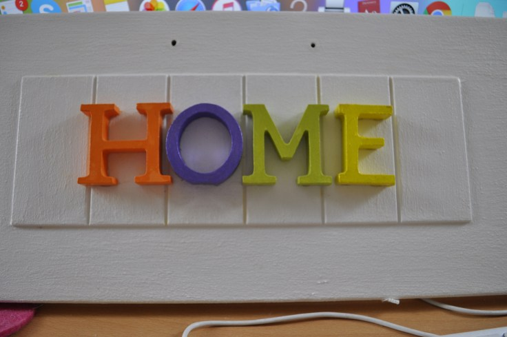 Home sign 2