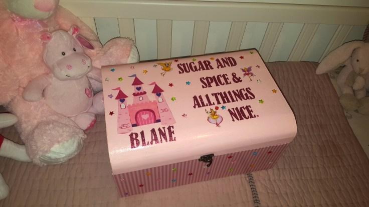 baby B's memory box 1