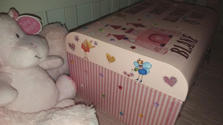 Baby B's memory box 3