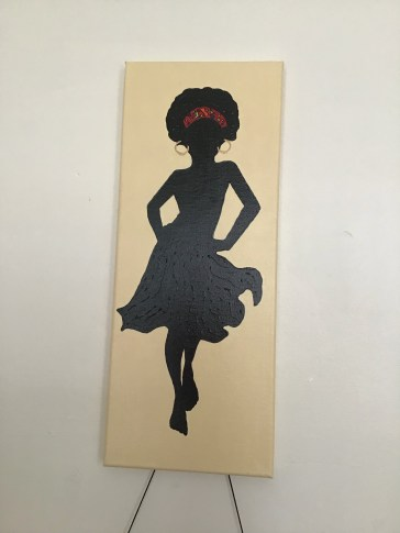 African lady 5 - Sassy lady
