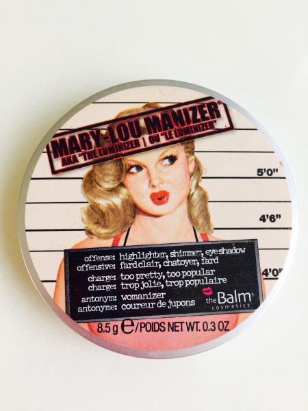 Mary Lou-manizer compact