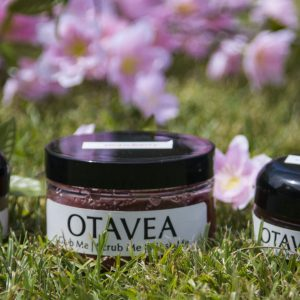 Otavea body scrubs natural skin care