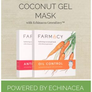 Pharmacy Beauty Coconut Gel mask