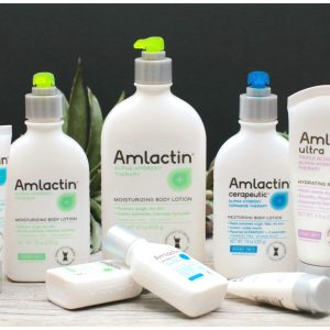 AmLactin for rough and extremely dry skin