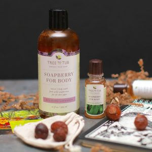 Tree to Tub Soapberry Products