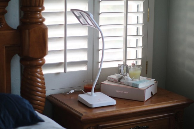 Trophy Skin red light therapy at home