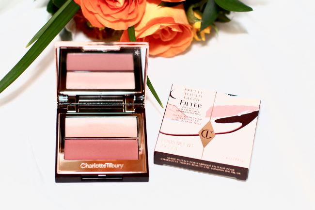 Pretty Youth Glow Blush makeup