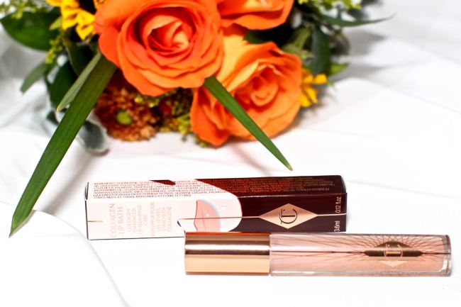 makeup collagen lip bath Charlotte Tilbury
