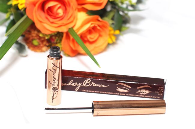 Legendary Brows product review