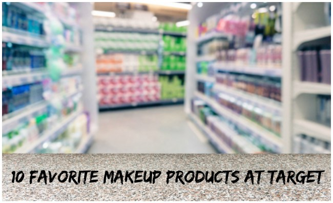 favorite drugstore makeup
