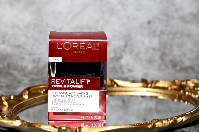 Revitalift Triple Power Day Cream