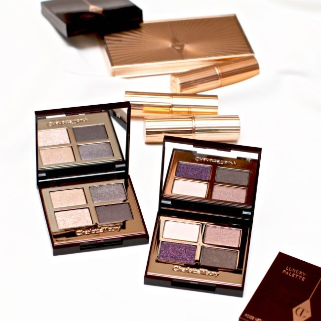 eyeshadow quads review charlotte tilbury