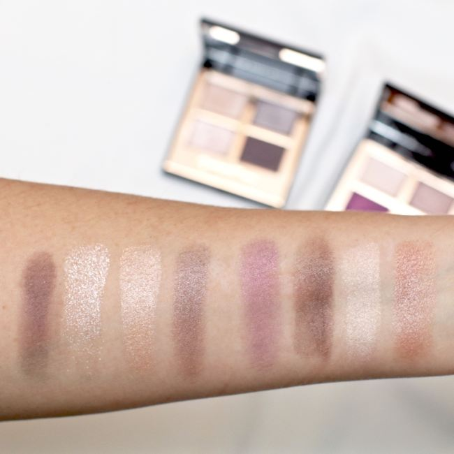 swatches Charlotte Tilbury Uptown Girl