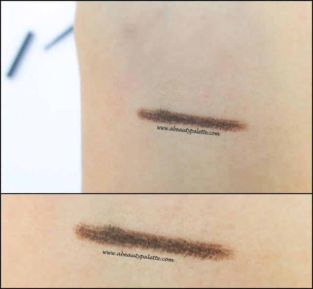 MAC Eye Brows Crayon Pencil in Spiked- Review, Swatches