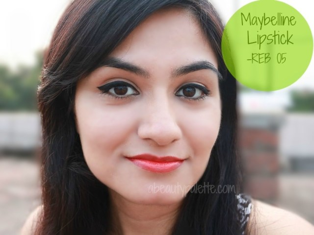 Maybelline Rebel Bouquet REB 05