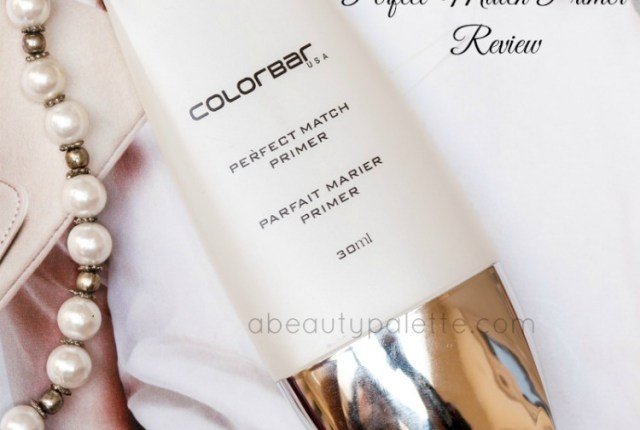 Colorbar Perfect Match Primer: Review, Price