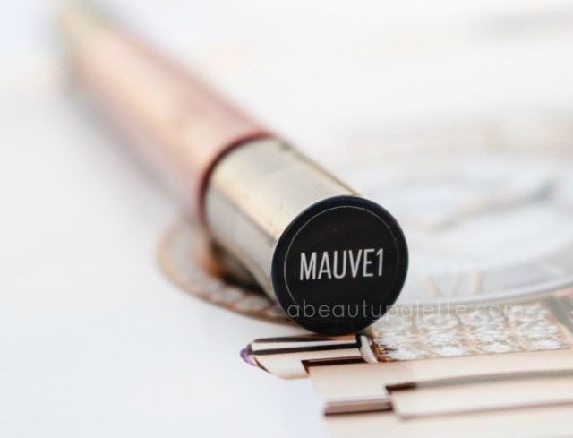 Maybelline Colorsensational Lip Gradation Mauve1: Review, Swatches, Price In India
