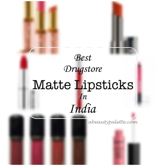 15 Best Drugstore Matte Lipstick Ranges Available In India
