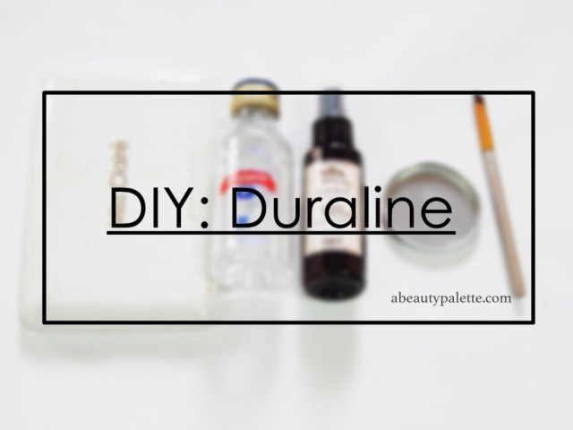 Homemade Duraline