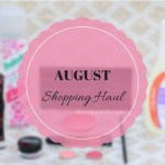 August Shopping Haul- Makeup Revolution, Stila, P.A.C and more!